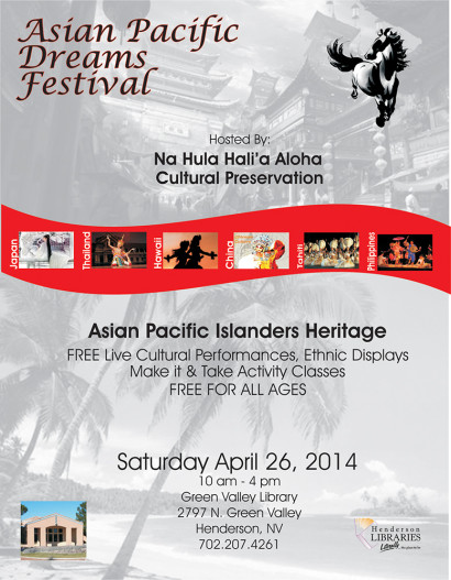 Asian Pacific Dreams Festival