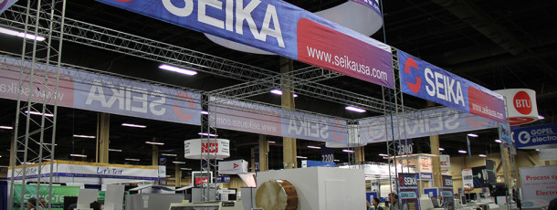 Seika Machinery at Apex Expo IPC