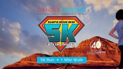 Candlelighters Superheroes 5k